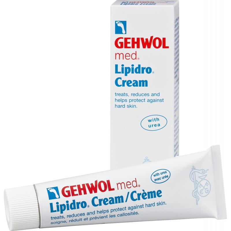 Gehwol Med Lipidro Creme 125ml