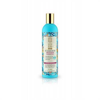 Natura Siberica Oblepikha Shampoo για Βαθύ καθαρισμό και Φροντίδα για κανονικά λιπαρά Μαλλιά 400ml