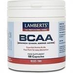 Lamberts BCAA Branch Chain Amino Acids 180caps