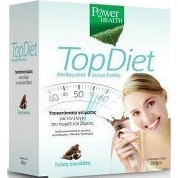 Power Health Top Diet 350gr Σοκολάτα