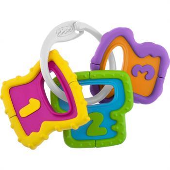 Chicco Κουδουνίστρα Xρωματιστά Κλειδιά 05953-00