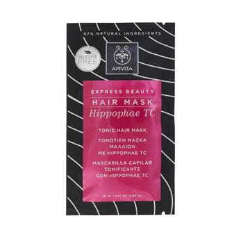 Apivita Express Beauty Τονωτική Μάσκα Μαλλιών με Hippophae TC 20ml
