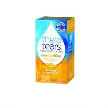 Thera Tears Eye Nutrition 1200mg Omega-3 90 softgels