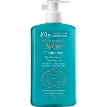 Avene Cleanance Gel Καθαρισμού Nettoyant 400ml
