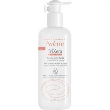 Avene Trixera Nutrition Nutrifluid Balm Fragrance Free 400ml