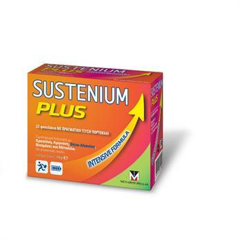 Sustenium Plus 22 φακελάκια Πορτοκάλι