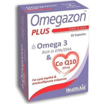 Health Aid Omegazon Plus 60caps