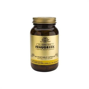 Solgar Fenugreek 520mg 100vcaps