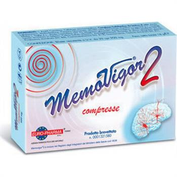 Bionat Pharm Memovigor2 20tabs