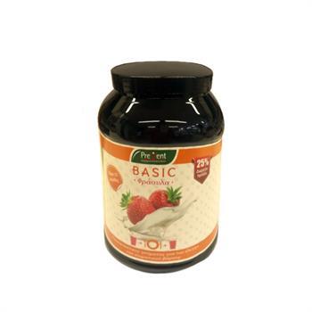 Prevent Basic Slim Long Box Φράουλα 581gr
