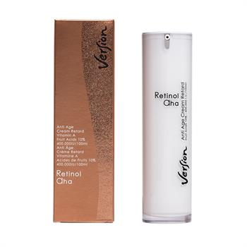 Version Retinol 10% AHA Face Cream Pump 50ml