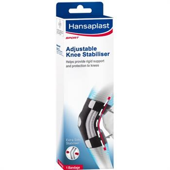 Hansaplast Επιγονατίδα Adjustable Knee Stabilizer