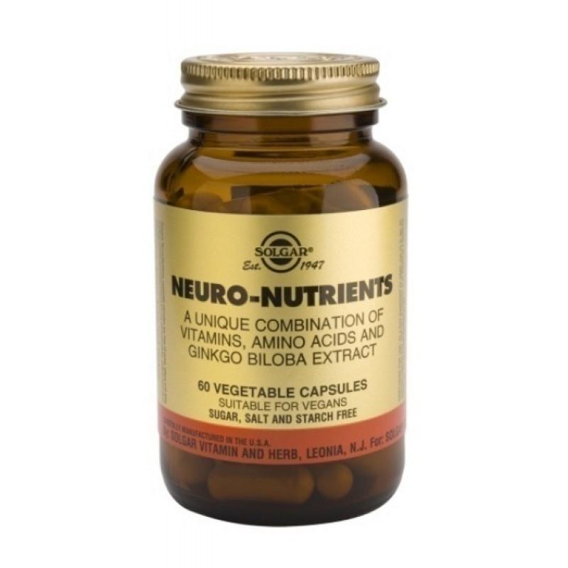 Solgar Neuro Nutrients 60caps