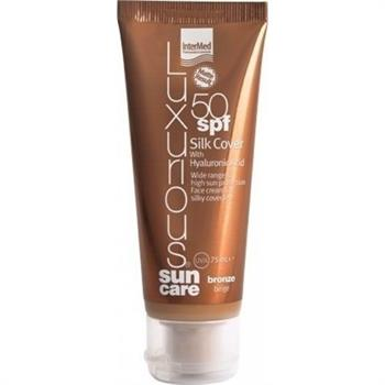 Luxurious Sun Care Silk Cover Bronze Beige SPF50 75ml