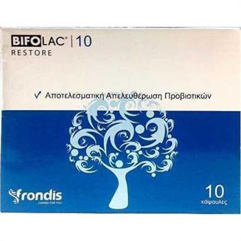 Bifolac Restore - Προβιοτικά 10 Κάψουλες