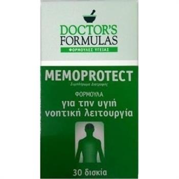 Doctor's Formulas Memoprotect 30tabs