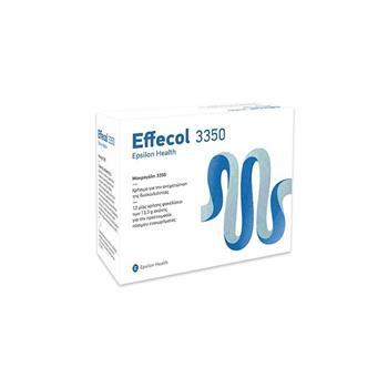 Epsilon Health Effecol 3350 x 12 Sachets