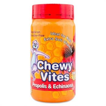 Vican Chewy Vites Jelly Bears Propolis & Echinacea 60 μασώμενα ζελεδάκια