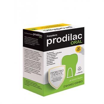 Frezyderm Prodilac Oral Συμπλήρωμα Προβιοτικών για Έφηβους & Ενήλικες 30tabs