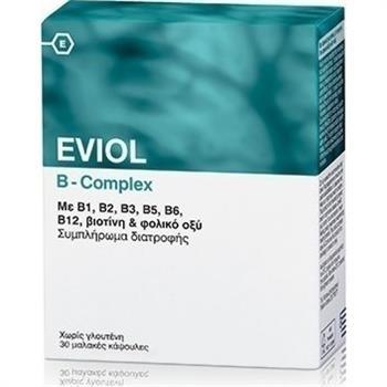 Eviol B-Complex 30caps