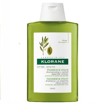 Klorane Shampoo L' Olivier Anti-Aging 200ml