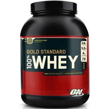 Optimum Nutrition 100% Whey Gold Standard Double Rich Chocolate 2273gr