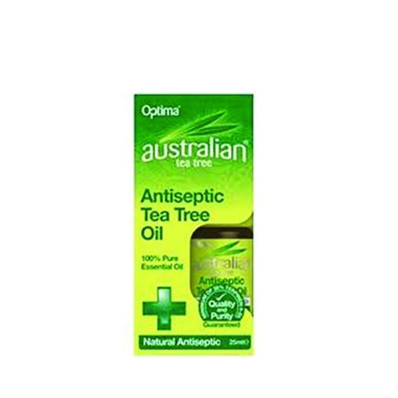 Optima Australian Antiseptic Tea Tree Oil 25ml