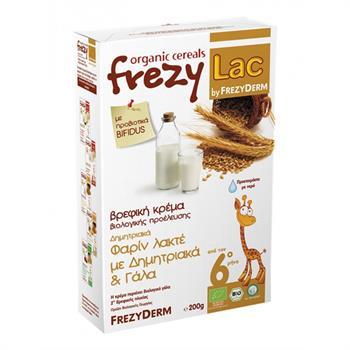 Frezyderm Frezylac Bio Cereal Κρέμα Φαρίν λακτέ με Δημητριακά και Γάλα 200gr
