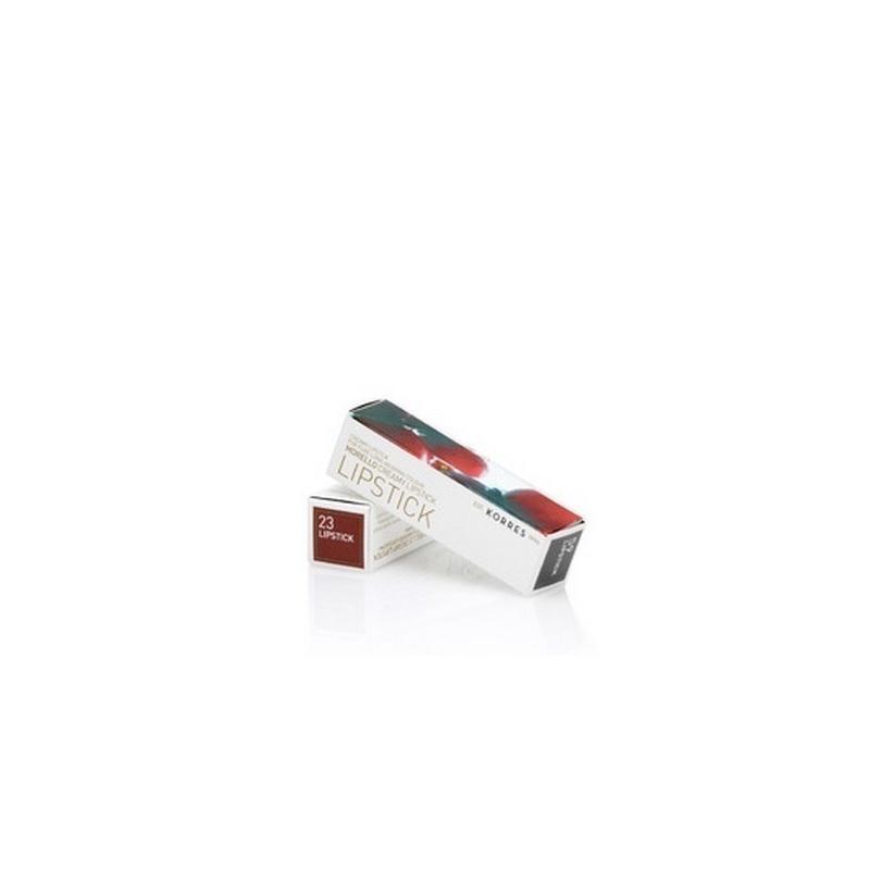 Korres Morello Creamy Lipstick 23 Natural Purple 3,5gr