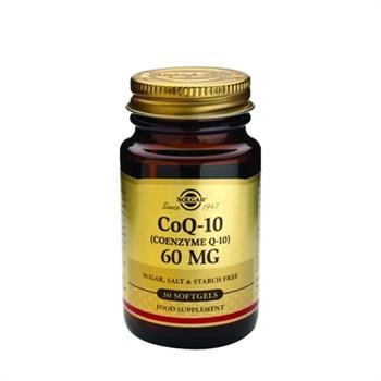 Solgar Coenzyme Q10 60mg 30Vegicaps