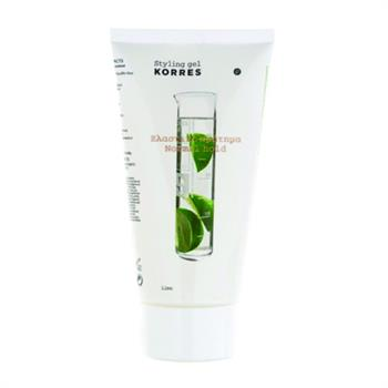 Korres Lime Styling Gel Normal Hold 150ml