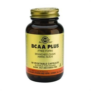 Solgar BCAA Plus 50Vegicaps