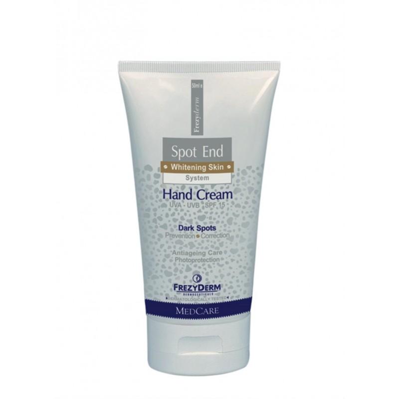 Frezyderm Spot End Hand Cream SPF15 50ml