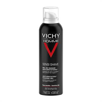 Vichy Homme Gel de Rasage Anti-Irritations 150ml
