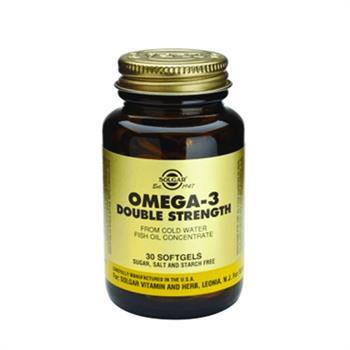 Solgar Omega-3 Double Strength 30caps