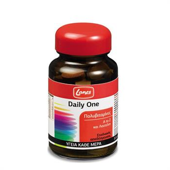 Lanes Πολυβιταμίνες Daily One 30tabs