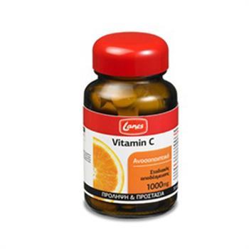 Lanes Vitamin C 1000mg 30tabs
