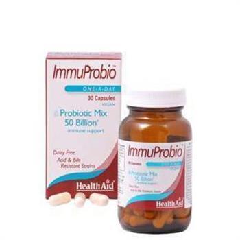 Health Aid Immuprobio Προβιοτικά 30tabs