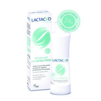 Lactacyd Pharma Antibacterial Intimate Wash 250ml