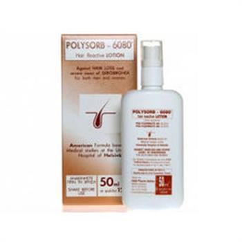 Polysorb 6080 Hair Reactive Lotion 50ml