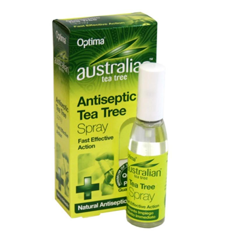Optima Australian Tea Tree Antiseptic Spray 30ml