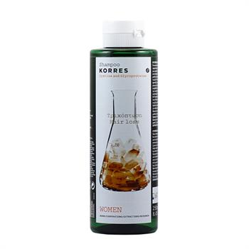 Korres Shampoo Hairloss με Κυστίνη & Γλυκοπρωτεiνες για Γυναίκες 250ml