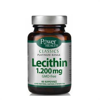 Power Health Classics Platinum Lecithin 1200mg 60caps