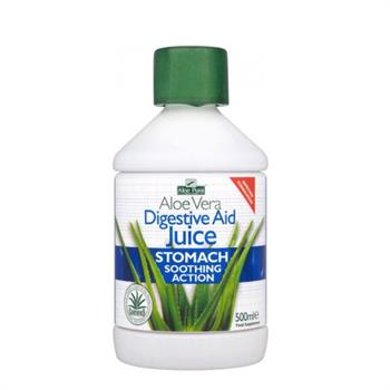 Optima Aloe Pura Digestive Aid Aloe Vera Juice 500ml