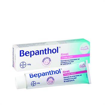 Bepanthol Baby Protective Balm για Σύγκαμα μωρού 100gr