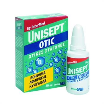 Intermed Unisept Otic Care 30ml