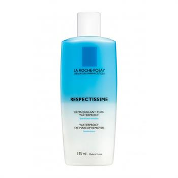 La Roche Posay Respectissime Waterproof Eye Make-up Remover 125ml