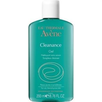 Avene Cleanance Gel Καθαρισμού Nettoyant 200ml