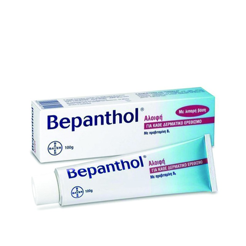 Bepanthol Aλοιφή για Δερματικούς Ερεθισμούς & Τατουάζ 100gr