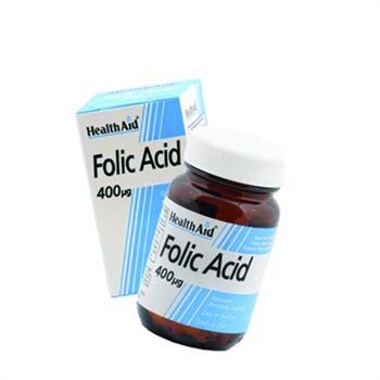 Health Aid Folic Acid 400mg 90tabs